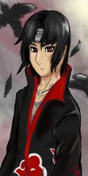 Itachi Uchiha #1 by KiraDrawing