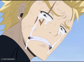 Laxus Dreyar - Chapter 537 - Fairy Tail by LucyHeartfiliaR