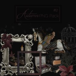 Autumn PNG Pack #2 by xCupiiCakex