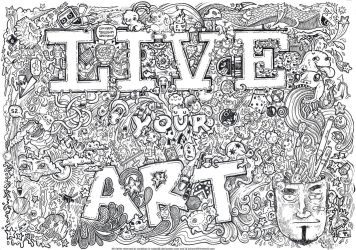 Live your Art by natas88