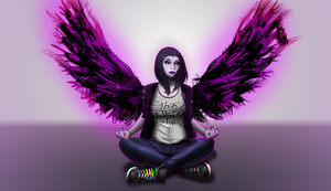 Raven by Flashlyght