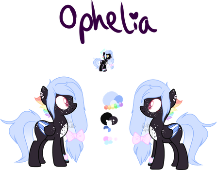 Ophelia {Ref Sheet} by FizzyIchigo