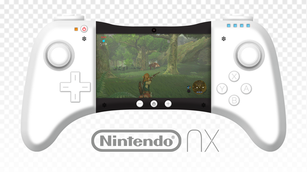 NX Controller Concept - v3 by unkemptdoodlings