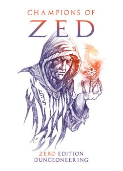 Zed Wizard by Jakdaw