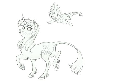 WIP: Higher, Twilight! by Earthsong9405