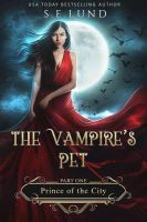 Book Cover - The Vampire's Pet by artorifreedom