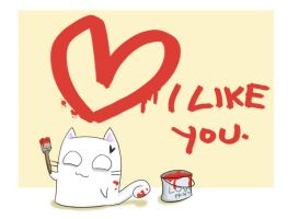 Inbox likes you by imaginated-friend
