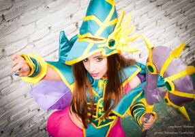 Yu-Gi-Oh: Magician's Valkyria by Neferet-Cosplay