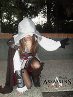 Ezia Auditore Assassin's Creed by Shady-Chan