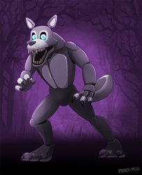 Twisted Wolf (device off) by PinkyPills