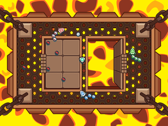 BattleBlast - Lava Level by PhilllChabbb