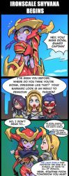 Ironscale Shyvana Begins by ptcrow