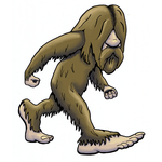 Bigfoot by sequentialscott