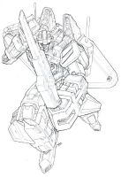 tf: energon starscream pencils by beamer