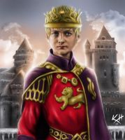 King Joffrey Baratheon from ''Game of Thrones'' by kjh311