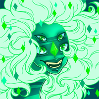 Malachite by TentacleWaitress