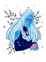 Blue Diamond by QuiteKingly