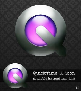 QUICKTIME X by R34N1M4T3D
