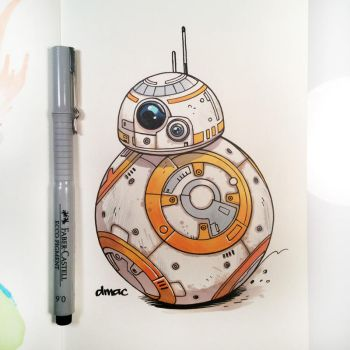 BB-8 by D-MAC