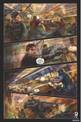 Earp, issue 1, pg.26 by RadicalArtDirecto