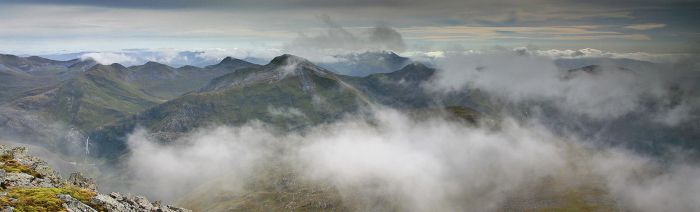Panoramic Scotland by danUK86