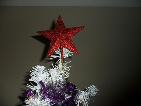 STOCK Christmas Tree top by Lolita-Artz