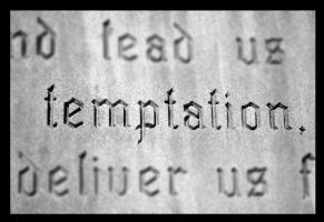 Temptation in The Lords Prayer by CrazyB