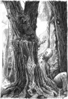the trees are watching by wogule