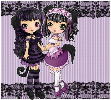 twins by linkitty