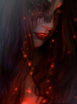 Pirowitch Rust. by hybridgothica