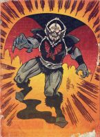 HORDAK ATTACK by ChrisFaccone