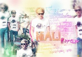 Wallpaper de Niall Horan by Melchulittlegirl