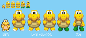 Fat Koopa Re-Fatted by ShyGuyXXL