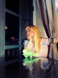 :Rapunzel: All those days by Lil-Kute-Dream