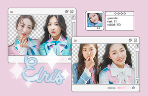 png pack: ELRIS - We, First by parxsite