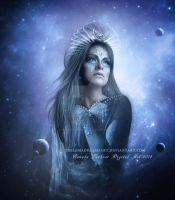 Selene by ThelemaDreamsArt