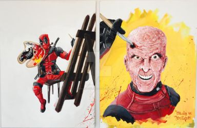 WadeWilson's Portrait of the Artist as a Young Man by BigJohnCreations