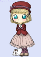 APH - Little Cute Liechtenstein by NeonGalaxies