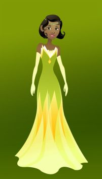 Tiana Redesigned by RanaTilion