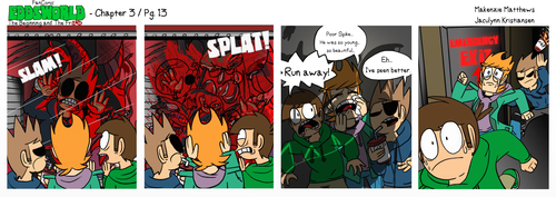 Chapter 3 / Pg. 13 by Eddsworld-tbatf