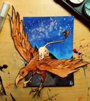 ATC// Gryphon for Crazy Edzia by tguillot
