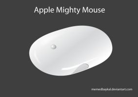 Mighty Mouse by memedbaykal