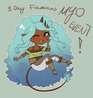 FREE Famano MYO Adoptable event 2 [CLOSED] by sonisadopts