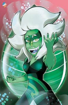 Malachite by StamayoStudio