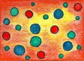 Polky Dots by MindfullyArtistic