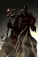 MMPR: LORD ZEDD by kyomusha