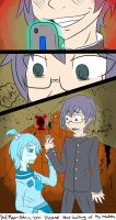 Corpse Party~Please don't look at my insides by Bamer97