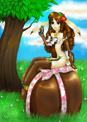 .:Happy Easter :. by Moona-Luna