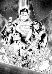 Justice League by PhilThePage