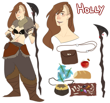new holly fullbody by elflovin